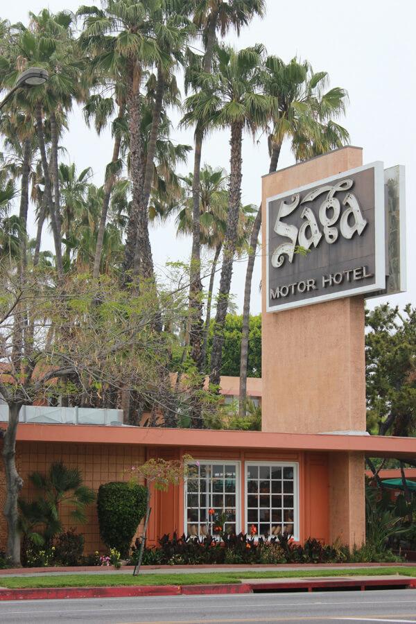Saga motor hotel pasadena kathleen kowal for Saga motor hotel pasadena ca