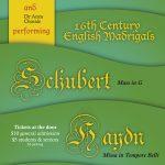 De Anza Chamber Orchestra Concert - Schubert & Haydn