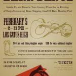 Barn Dance, Father Daughter Dance, Los Gatos High School