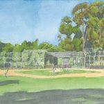 Los Altos Hills Little League Field