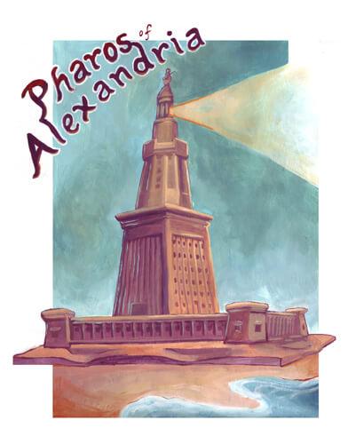 Seven Wonders Lighthouse