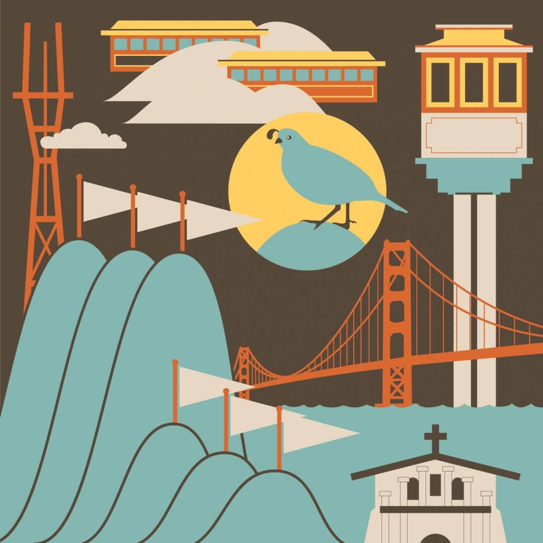 San Francisco Infographic