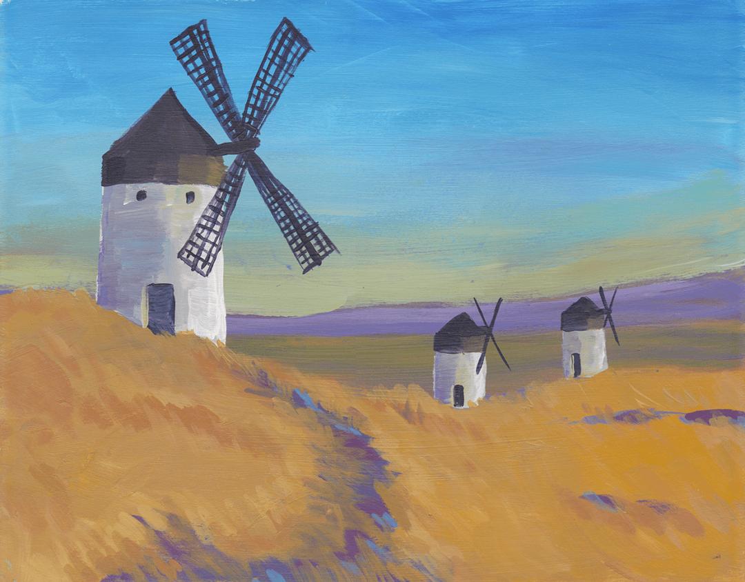 DQ 3 Windmills 1
