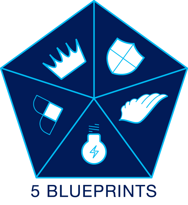 Lumiere Work Icon - 5 Blueprints